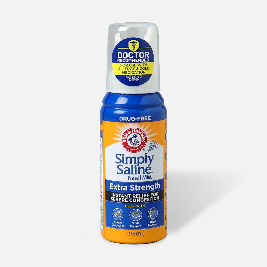 Simply Saline Sterile Saline Nasal Mist Extra Strength,1.5 fl oz, , large image number 0