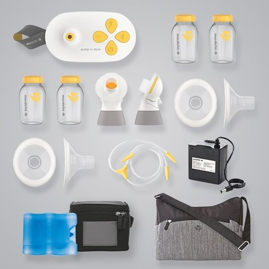 Medela Pump In Style Double Electric Breast Pump with Max Flow Technology, , large image number 2
