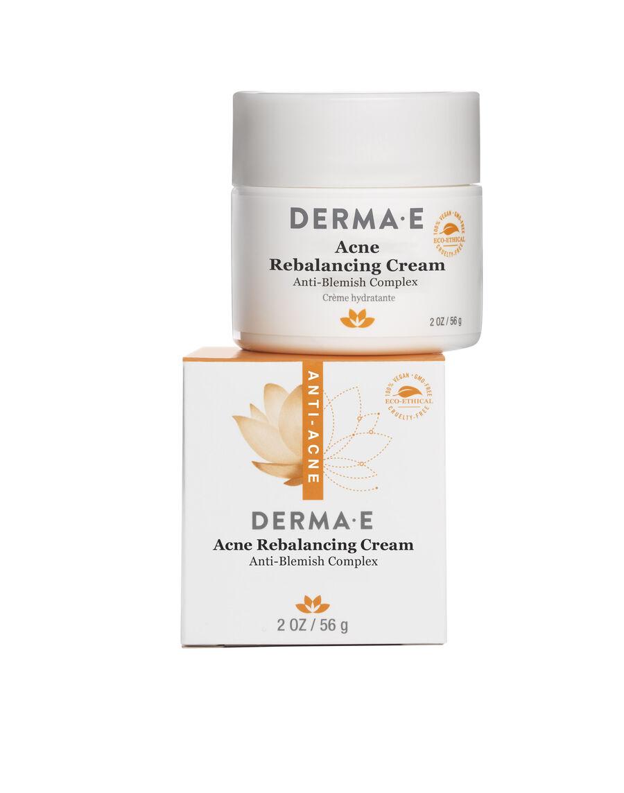 Derma E Acne Rebalancing Cream, 2 oz, , large image number 3