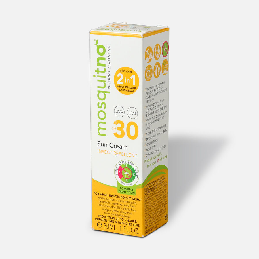 MosquitNo 2-n-1 Sun Cream SPF 30, , large image number 4