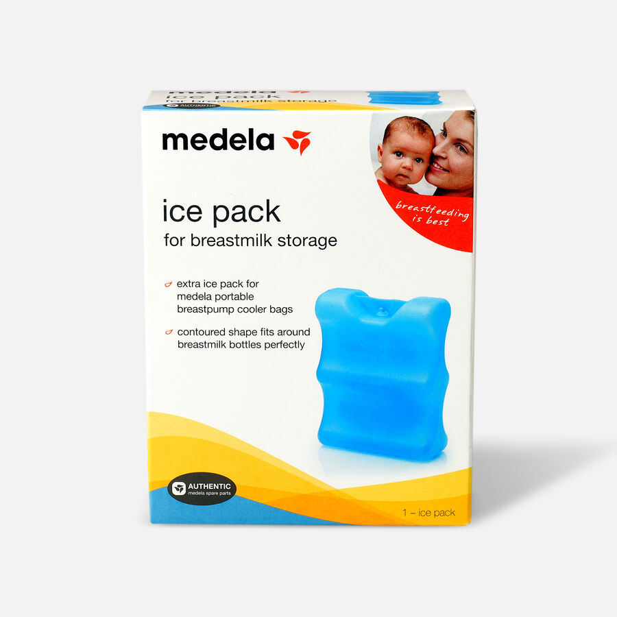 Medela Ice Pack for Freestyle® and Pump In Style® Advanced Breast Pump Coolers , , large image number 0