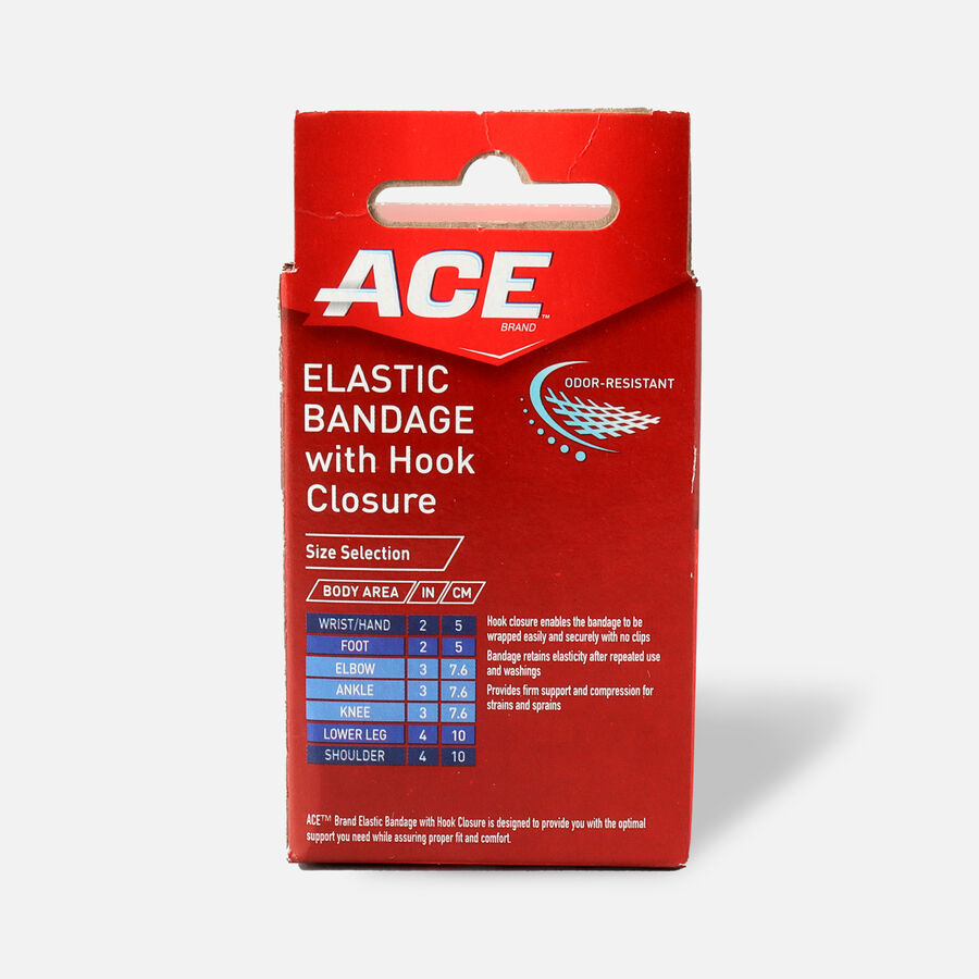 ACE Elastic Bandage with Hook Closure, , large image number 5