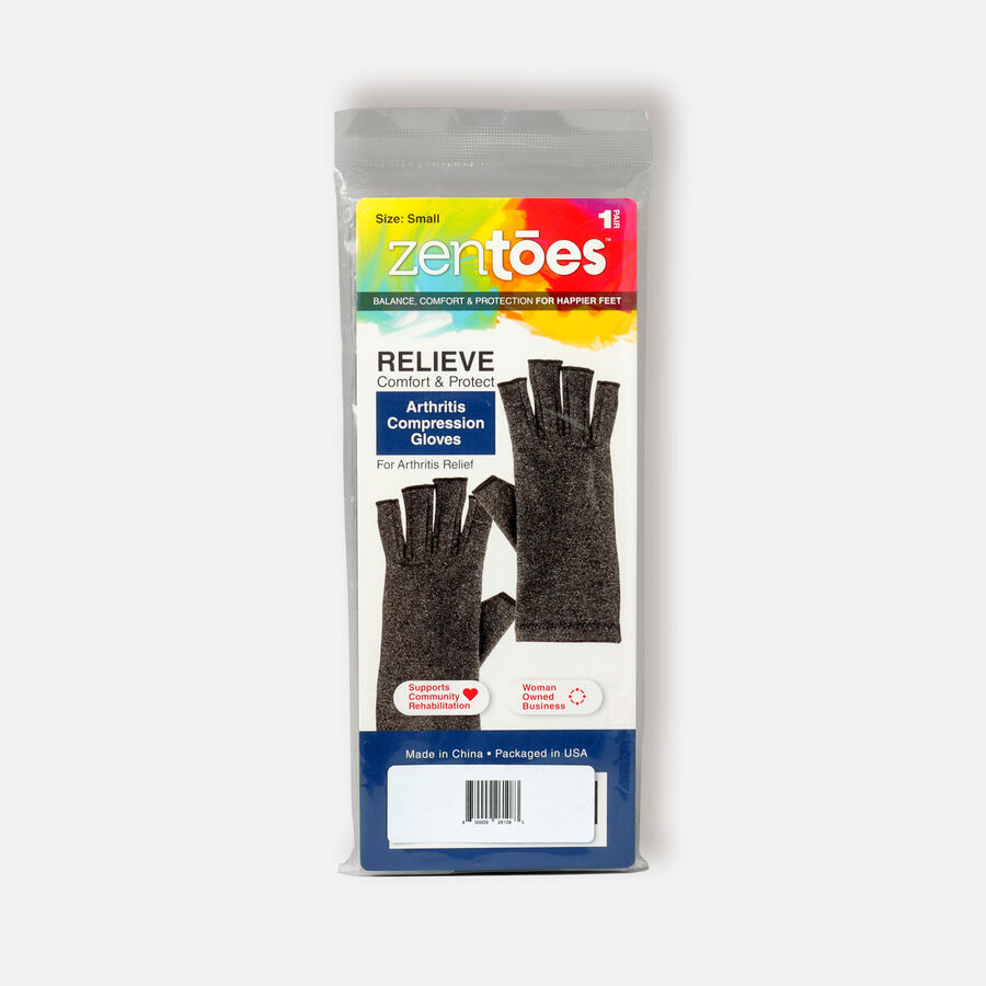 ZenToes Arthritis Compression Gloves, 1 pair, , large image number 6
