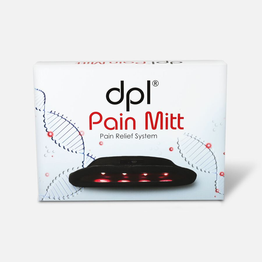 Deep Penetrating Light Arthritis Pain Mitt, , large image number 1