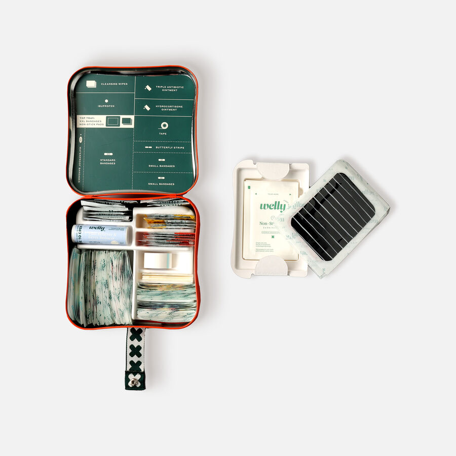 Welly First Aid Kit - 130ct., , large image number 7