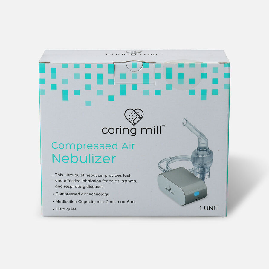 Caring Mill™ Compressed Air Nebulizer, , large image number 0
