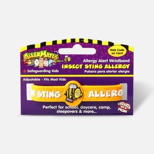 AllerMates Children's Allergy Alert Bracelet