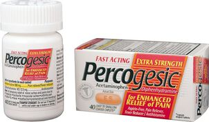 Percogesic, Extra Strength, 40 count