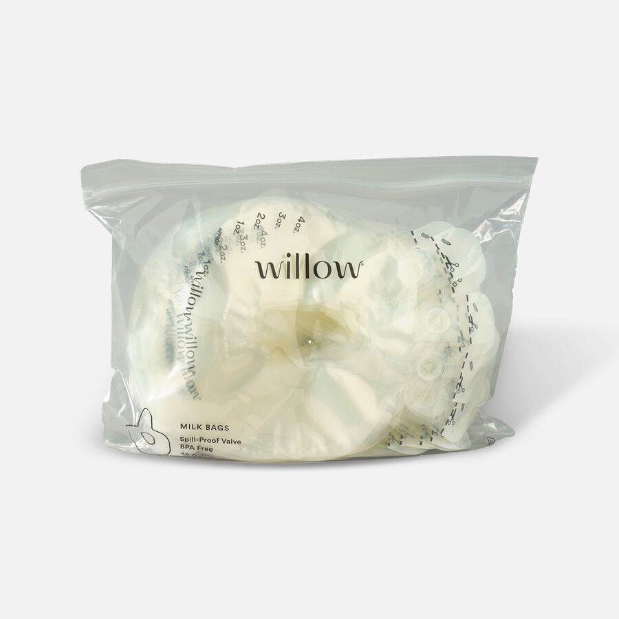 Willow Spill-Proof Milk Bags-48 ct.-4 oz, , large image number 0