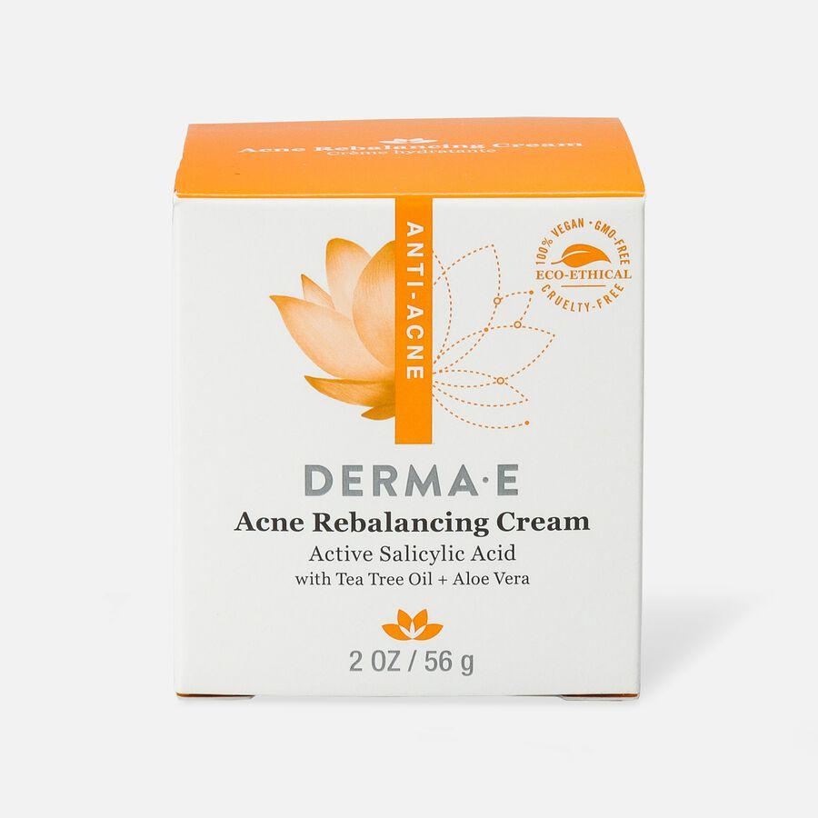 Derma E Acne Rebalancing Cream, 2 oz, , large image number 1